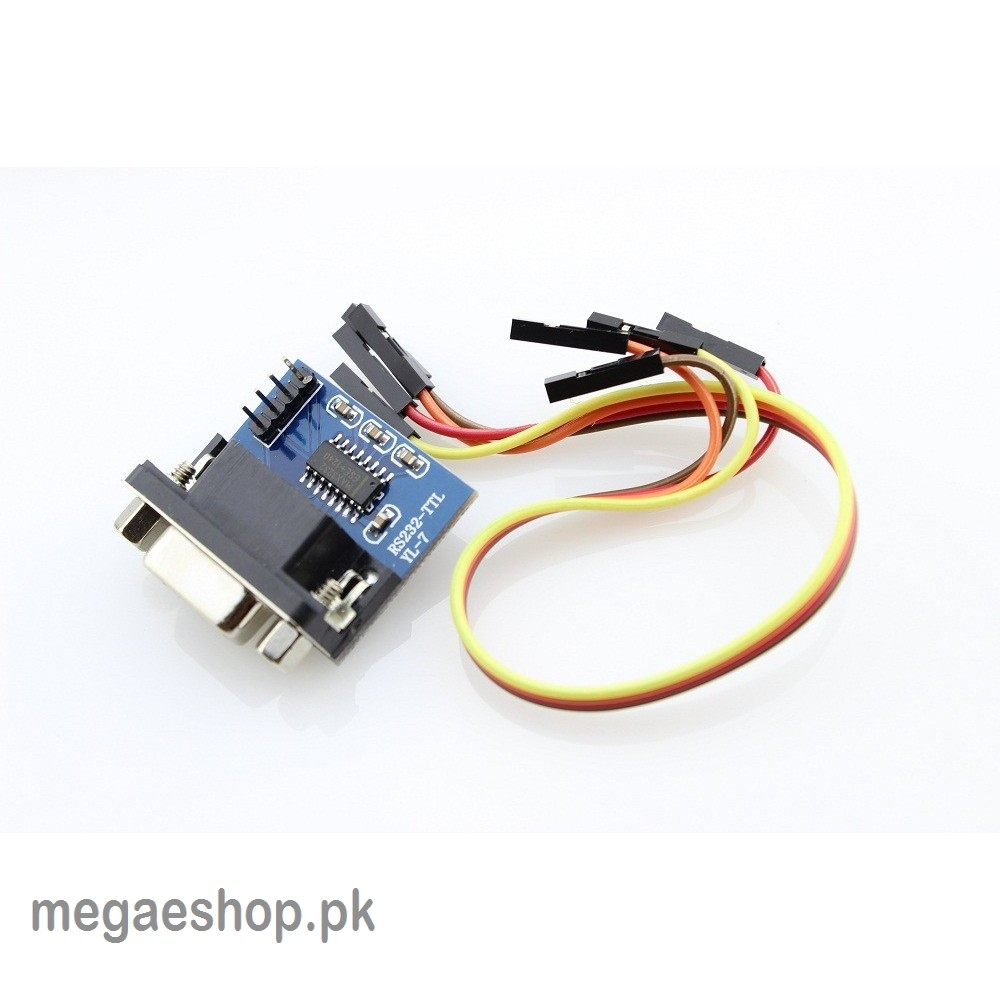 Male MAX3232 RS232 to TTL Serial Port Converter Module
