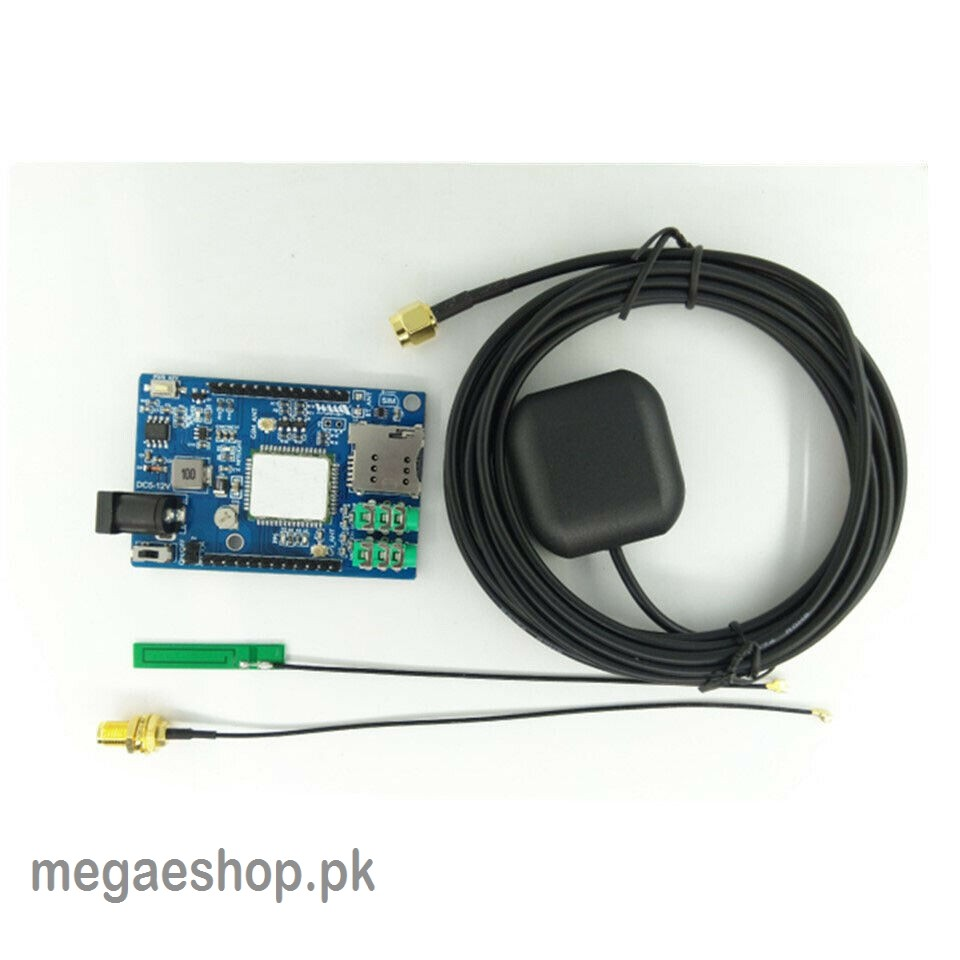 A7 GSM GPRS GPS 3 In 1 Module Shield