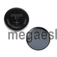 Maxell CR2025 3V Lithium Coin Cell