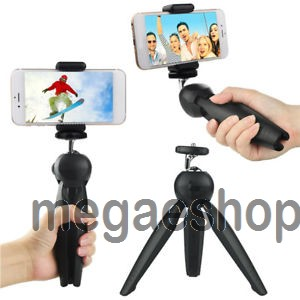 Yunteng YT-228 - Mini Tripod For Mobile Phones & Cameras