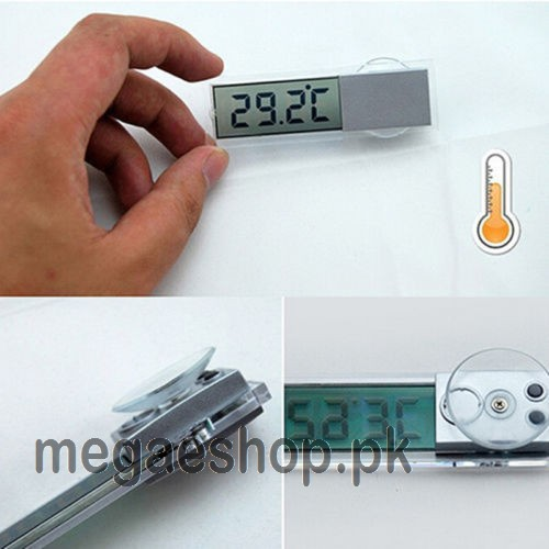 Digital LCD Thermometer for Indoor Room Temperature
