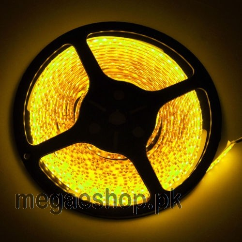 5M 300 LED Strip Light 3528 5050 5630 SMD Ribbon Tape Roll Waterproof DC 12V