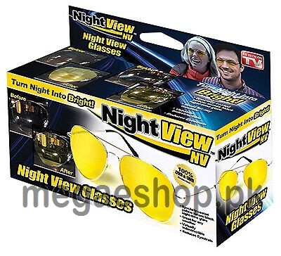 Night View Glasses Driving Riding Night Vision Glasses