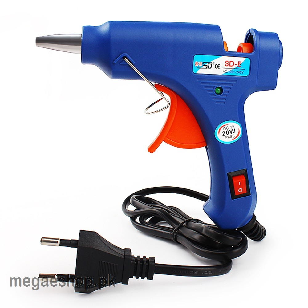 Hot Melt 20W 100-220V Professional Mini Glue Gun