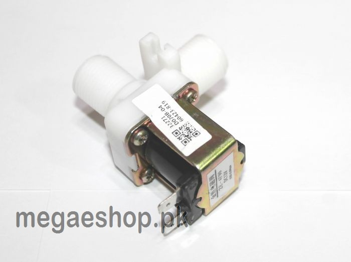 Electric Solenoid Valve Magnetic DC N/C Water Air Inlet Flow Switch