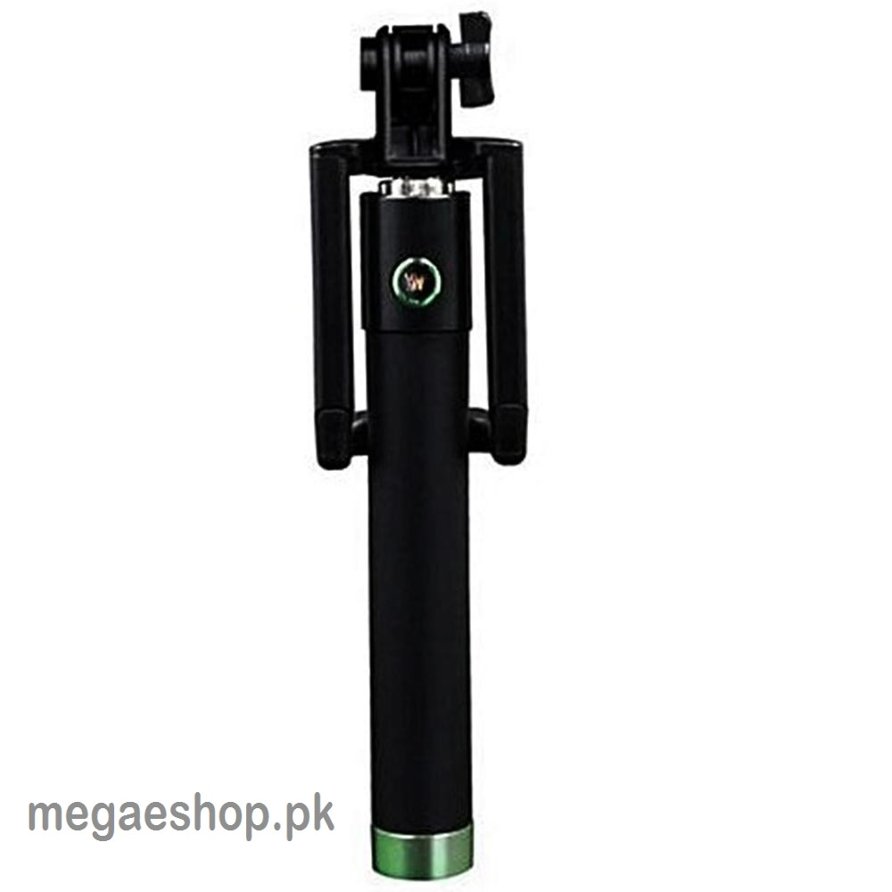 Foldable & Extendable Small Monopad Selfie Stick