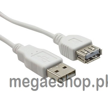 USB Extension Cable USB - Male to A Female Extension - 3 Feet