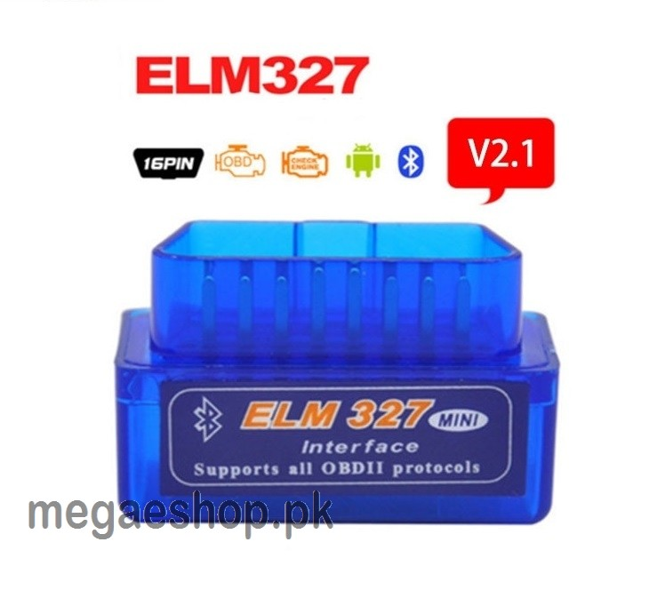 ELM327 OBD2  Bluetooth V2.1 Mini Interface OBD2 Scanner Diagnostic Scan Tool Car