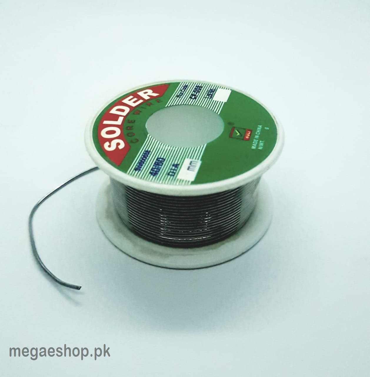 1mm 80g Solder Wire Tin Lead 60/40 Flux 2.0% Rosin Soldering Core