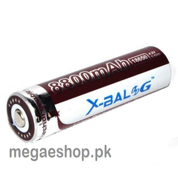 18650 battery Cell 3.7V 8800mAh rechargeable