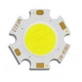 LED COB Chip 3W Cold White Light Bulb Diameter