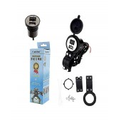 12V Usb Power Charger Waterproof Motorcycle For Bike