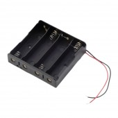 16850 Battery Case Storage Box Case Plastic Holder for 4 x 18650