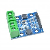 H-bridge stepper Motor Dual CC controller board L9110S for Arduino 2.5V-12V 0.8A Drive IO port