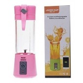 YE-01 Blender 380ml Portable USB Rechargeable Juicer With USB Port
