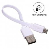 20cm Micro USB cable Fast Charging power bank Cable For Samsung