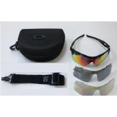 OKEY Protection Sports Sunglasses for Shooting / Cycling / Skiing / Golfing & 3 PCS Replaceable Lens