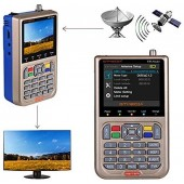 GTMEDIA V8 Finder Satellite Signal Finder Meter V73-HD LCD Display Digital HD DVB-S2 FTA
