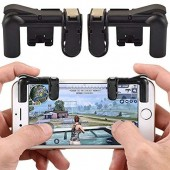 Phone Gamepad Trigger Fire Button Aim Key Smart Phone Mobile Games L1R1 Shooter Pubg Controller V3.0 For Pubg-Fortnite-Critical Ops Many More
