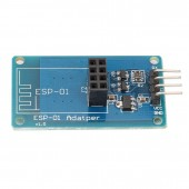 ESP8266 ESP-01 ESP01 Serial WiFi Wireless ESP-01 Adapter Module Compatible Serial Module 3.3V 5V