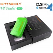 GTmedia V8 finder BT03 DVB-S2 bluetooth satellite finder android ios satlink Freesat