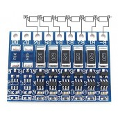 6S 4.2V 22.2V 18650 Lithium Battery Equalization Board 6S 25.2V Polymer Battery Equalization Board