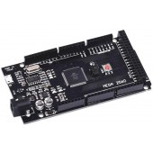 Mega 2560 R3 CH340G/ATmega2560-16AU, MicroUSB. Compatible for Arduino Mega 2560. With Bootloader