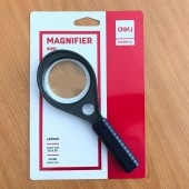Magnifying Glass 60mm Double Lens Magnifier