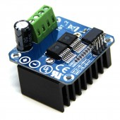 Double BTS7960B DC 43A Stepper Motor Driver H-Bridge PWM for Arduino Module/Smart Car Driver
