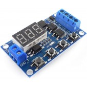 HW-516 DC 12V 24V LED Time Delay Relay Trigger Cycle Timer Switch Module Boards