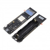 CP2102 WiFi Bluetooth 0.96 inch OLED ESP32 18650 Battery Development Board