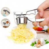 Nut Cracker Garlic Press Crusher Squeezer Masher Home Kitchen Mincer