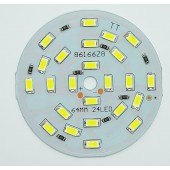 9W LED SMD 5730 LED Light Chip LED Aluminum Board Module Pure White