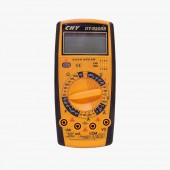 DT9205B Digital Multimeter Voltage Current Resistance Tester with Test Probe