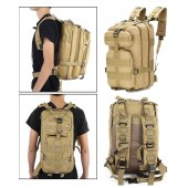 30L Outdoor Tactical Military Backpack School Bag