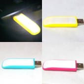 Portable Mini Led USB Light SMD 6LEDS Camping Lamp For Power Bank Laptop Mobile