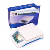 Digital Electronic Compact Scale (Ts-200) 6 Kg-0.1g Weighing Scale