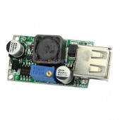 DC-DC Boost Converter 3V Up 5V to 9V 2A USB Output Voltage Step-up Module