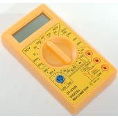 DT-830B Screen Digital Multimeter Volt Ohm Meter Ammeter