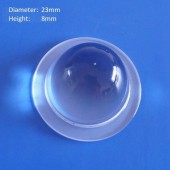 23mm High Power LED Lens Reflector Collimator