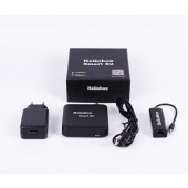Hellobox Smart S2 TV receiver play on mobile phone satellite Finder TV Hellobox B1 update version
