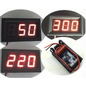 220V Digital Voltmeter