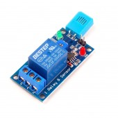 Humidity Sensor Module Sensitive Switch 5V Relay Module Humidity Controller
