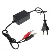 12V Smart Compact Battery Charger For Car, Truck, Motorcycle Etc.