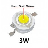 High Power 3W CREE LED Light Emitting Diode LED Diodes Lamp Bulb