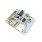 Bluetooth 4.1 Audio Receiver Module w/USB TF Card Preamp Output Decoding Board