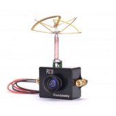 Readytosky 5.8G 1000TVL FPV Camera Built-in Transmitter For RC Mini QX 95 110 80 Q100 Quadcopter