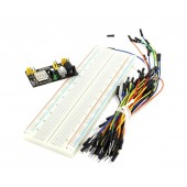 MB102 Breadboard power module+MB102 830 points Solderless Prototype Bread board kit