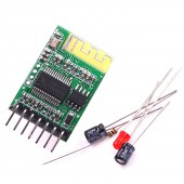 Bluetooth audio receiver template stereo wireless speaker power amplifier DIY module 4.0