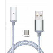 Magnetic Charger Cable For IPhone / Android Micro USB  Charging cable-Android